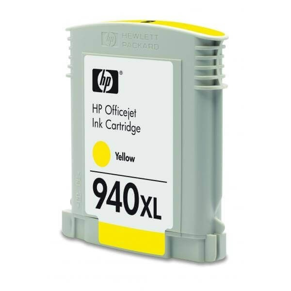 HP 940XL Yellow Ink Cartridge C4909A Compatible
