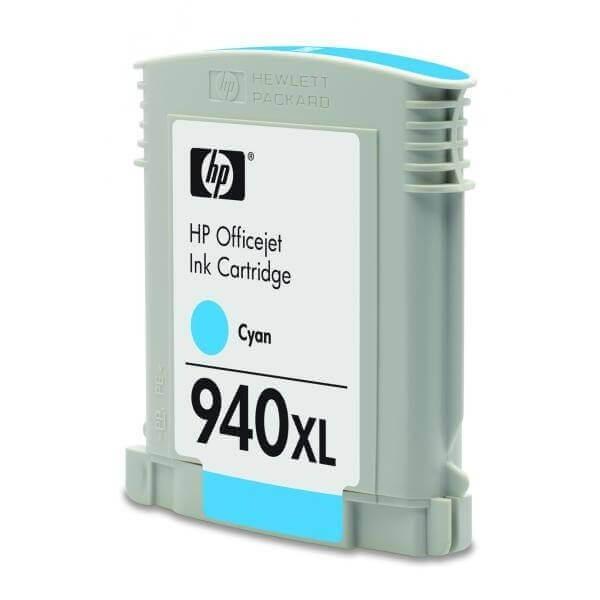 HP 940XL Blue Ink Cartridge C4907A Compatible