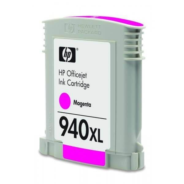 HP 940XL Magenta C4908A Ink Cartridge Compatible