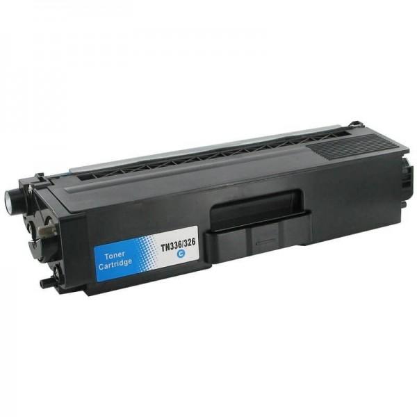 Brother TN326 Blue Compatible Toner