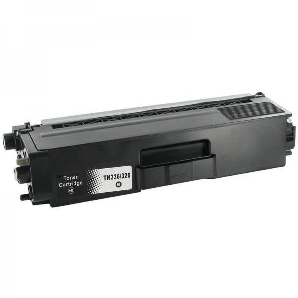 Brother TN326 Black Compatible Toner