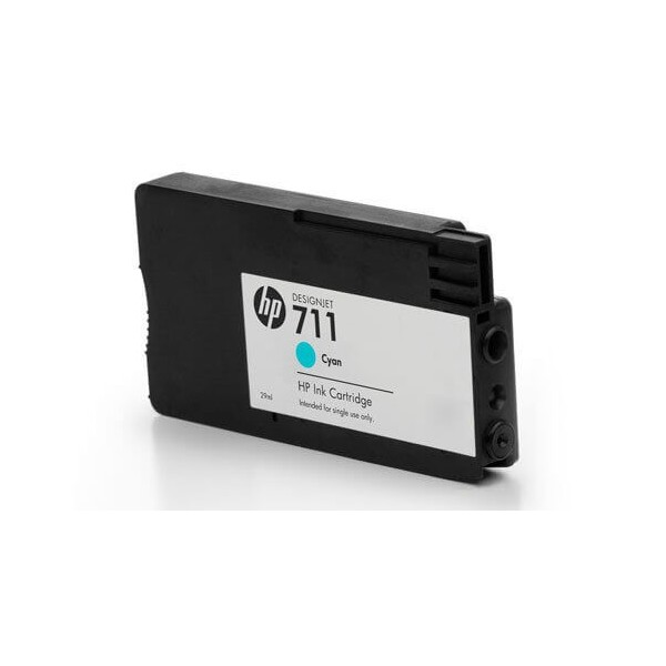 HP 711 Blue CZ130A Compatible Ink Cartridge