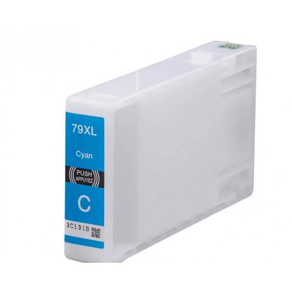 Epson T79XL Blue Ink Cartridge C13T79024010 Compatible