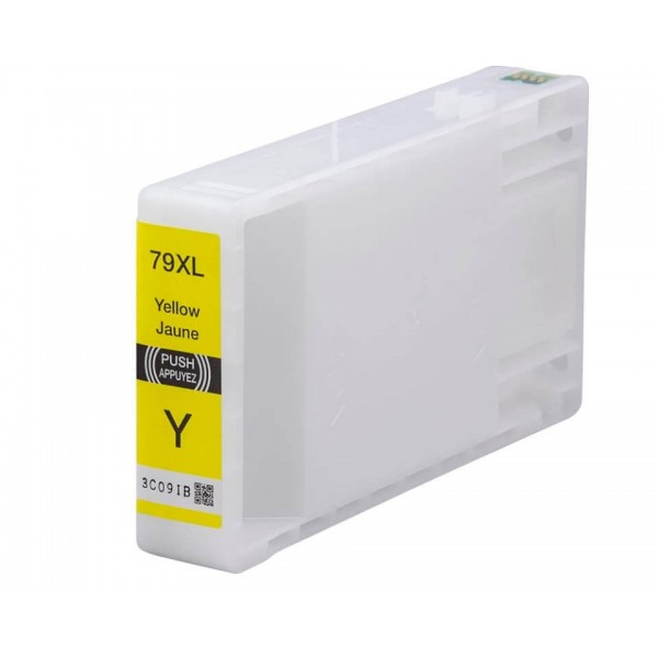 Epson T79XL Yellow Ink Cartridge C13T79044010 Compatible