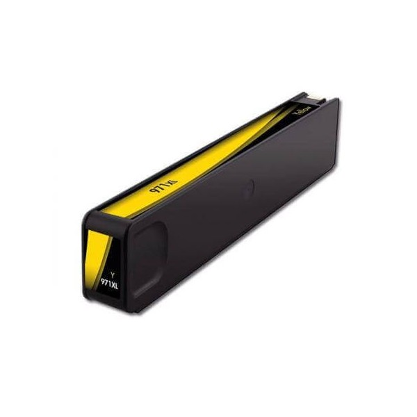 HP 971 XL Yellow Ink Cartridge Compatible CN628A