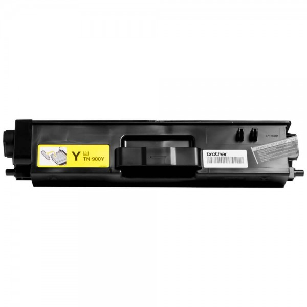 Brother TN900 Yellow Compatible Toner