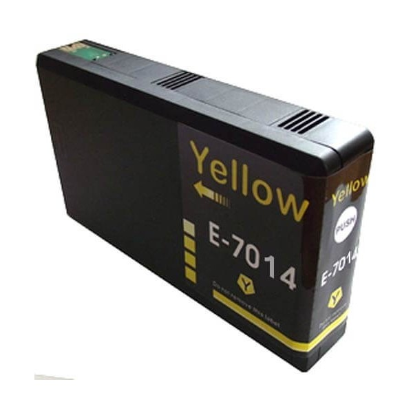 Epson T7014X Yellow Ink Cartridge C13T70144010 Compatible
